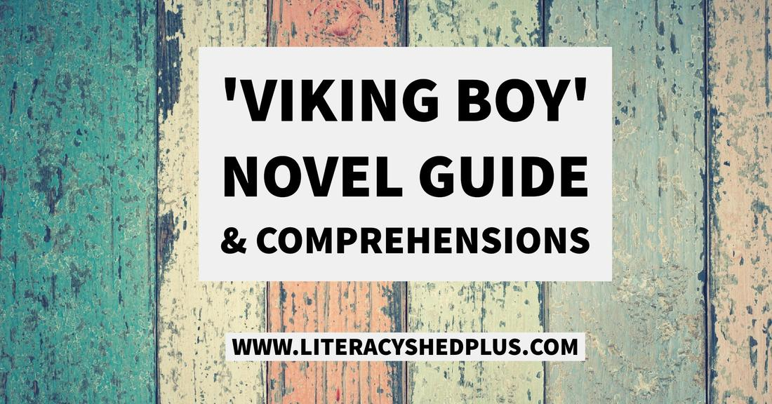 Viking boy by tony Bradman - THE LITERACY SHED